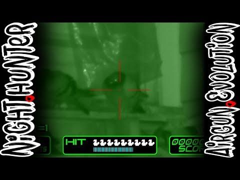 Pigeon Night Vision Hunt - Full Video | ATN Xsight | Airgun Evolution