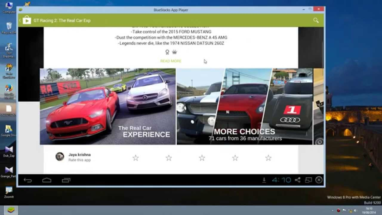 Gt racing 2: the real car experience for windows 10 (windows.