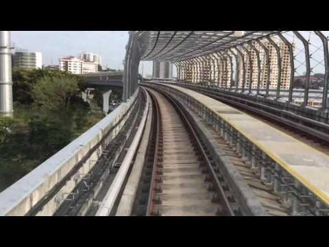 Malaysia. Kuala Lumpur metro. MRT.
