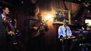 """ONE HOUR"": CLINT BAKER / THE IVORY CLUB BOYS at RANCHO NICASIO (March 2, 2014)"
