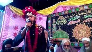 Taj poshi - Muhammad Ali Raza Qadri - Allah Humma Salle Ala -| New Style Naat 2016