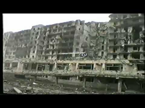 Грозный -  январь 1995 год  Ад ВОЙНЫ