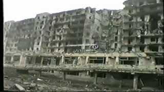 """Грозный -  январь 1995 год """" Ад ВОЙНЫ """""""