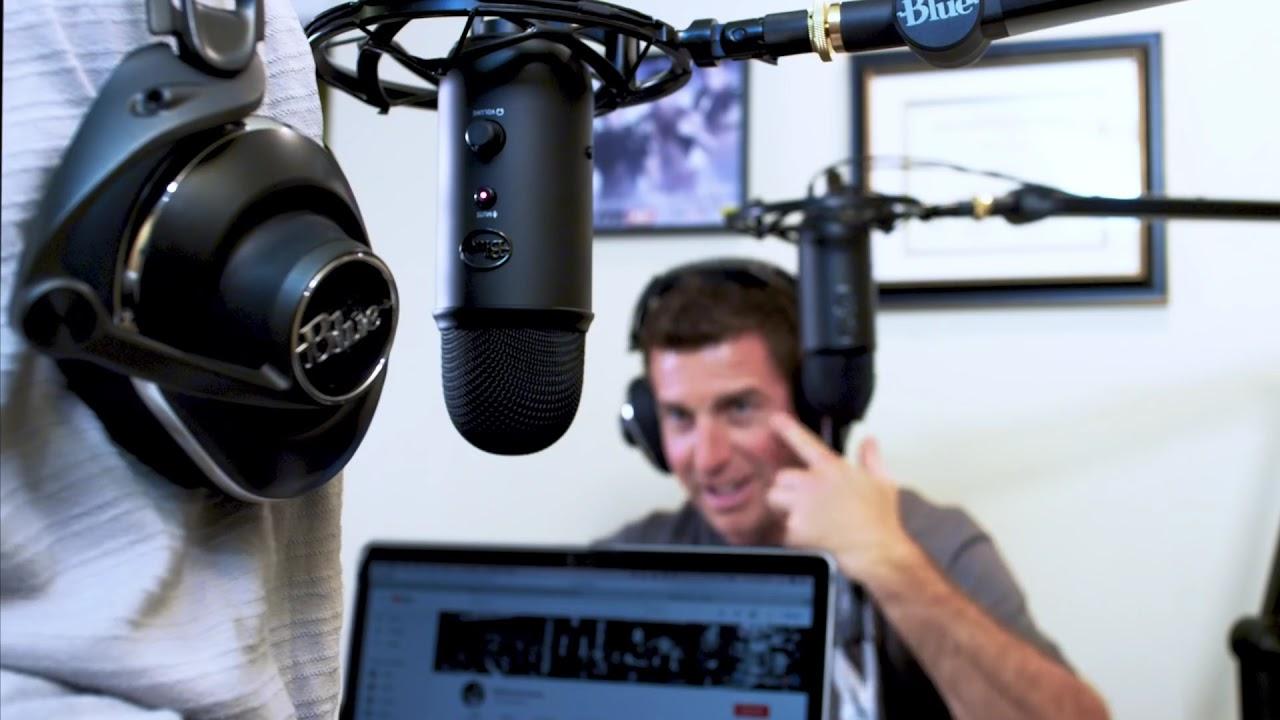 Blue Microphones Yeticaster Studio | Sweetwater