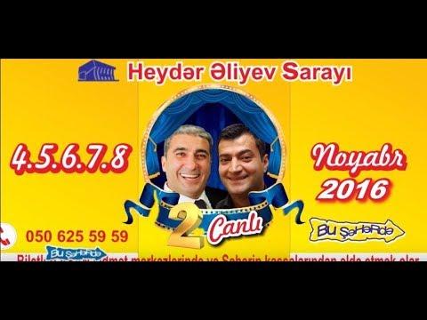 2Canlı - Bu Şəhərdə (2016, Tam versiya)