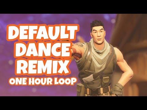 Fortnite Default Dance Remix (One Hour Loop)