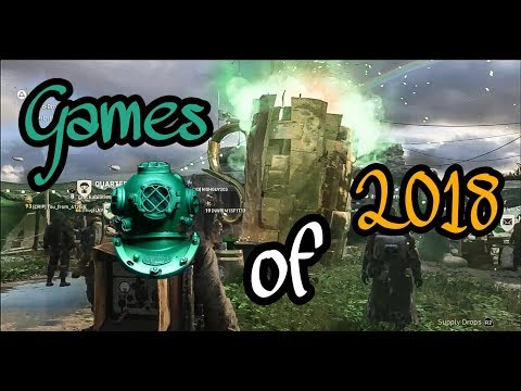 Leprechaun Hunt! Most Anticipated Games of 2018 COD WWII