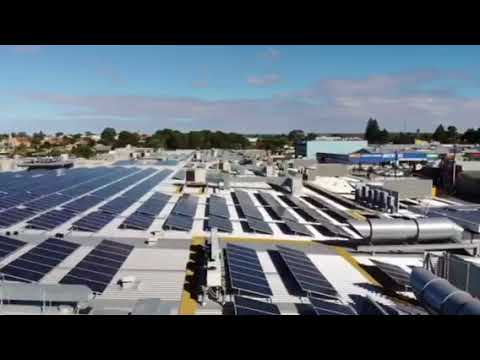 Commercial Solar 989 kw