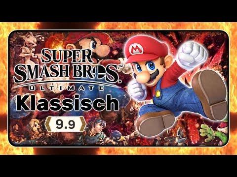 Super Smash Bros. Ultimate [Klassisch / 9.9] (Mario): Tipps & Tricks! thumbnail