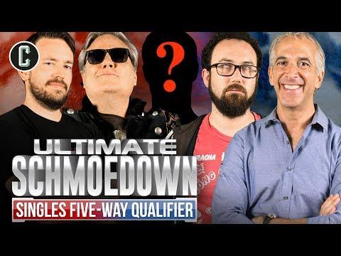 Singles Tournament Qualifier Fatal Five Way - Movie Trivia Schmoedown