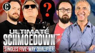 Singles Tournament Qualifier Fatal Five Way - Movie Trivia Schmoedown