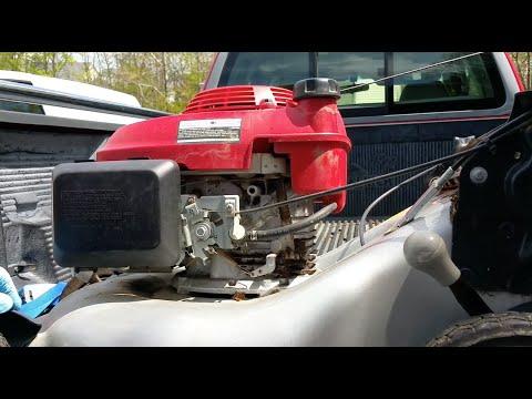 Honda Carburetor 160 c.c. Mower Repair Made Easy! Virtually Free!