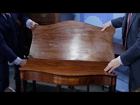Antiques Roadshow | What It's Worth: Games Tables