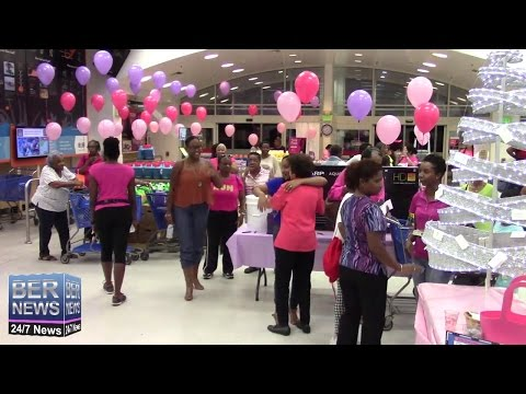 Gorham's Think Pink Ladies Night, October 4 2016