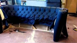 перетяжка дивана ч 1(, 2015-01-19T16:53:14.000Z)