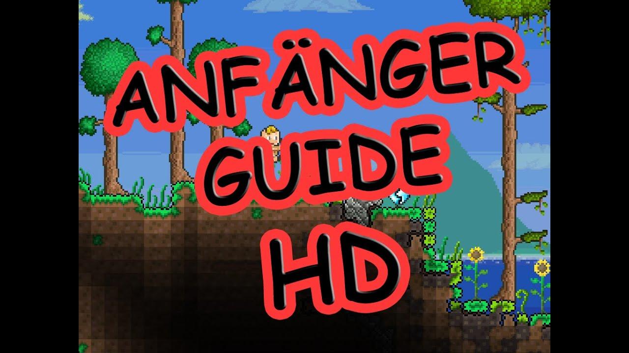 Download Anfänger/Beginner's-Guide /// Terraria /// Tipps, Tricks, Gameplay und Infos ///