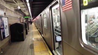 NYC Subway Train Station Tour: 51st Street / Lexington Avenue-53rd Street