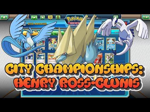 City Championship Decks (Part 4) / Henry Ross-Clunis' Mega Manectric and Friends Deck: Pokemon TCGO
