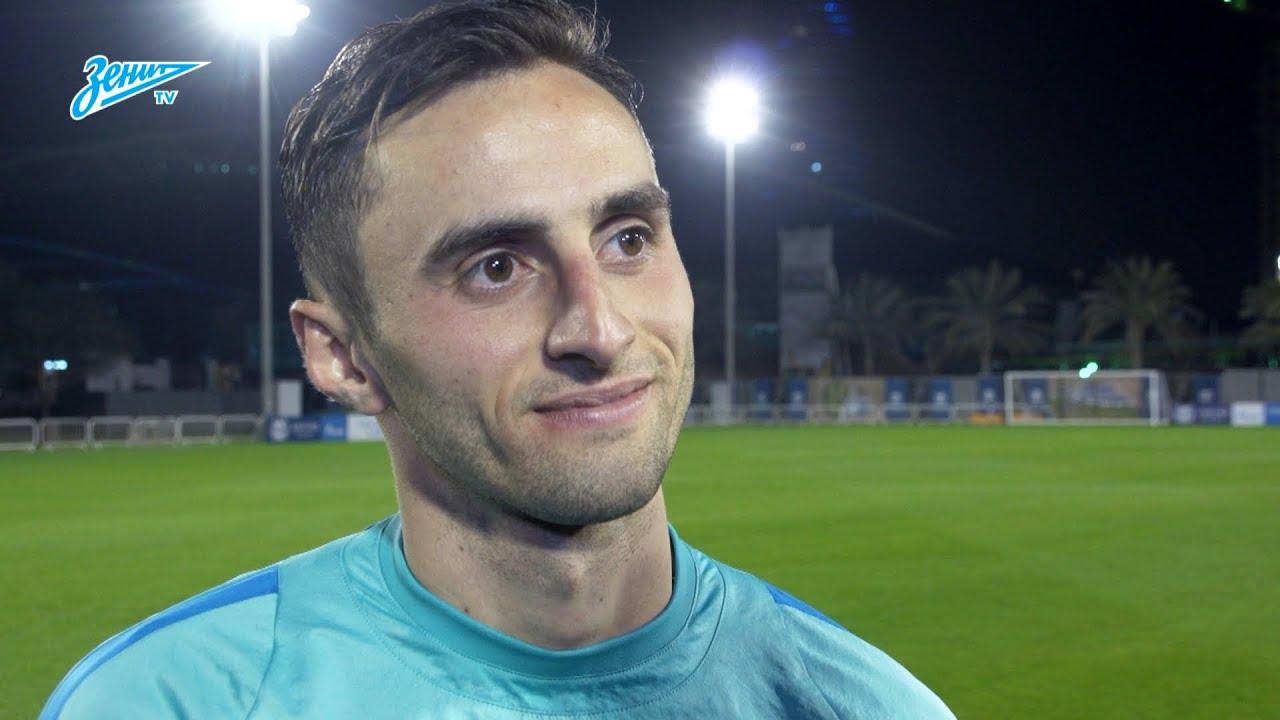 Маурисио объявил о расторжении контракта с «Зенитом»