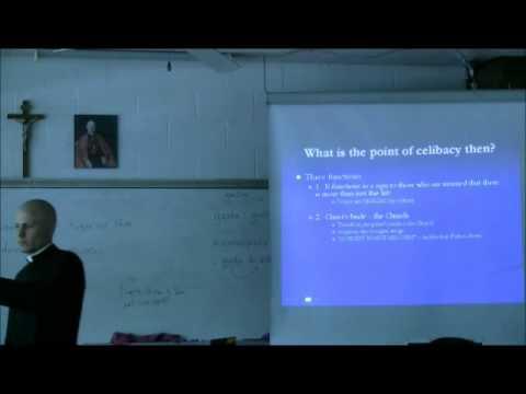 Celibacy Class 2 part 2