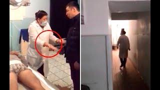 Врач Узгенской районной больницы была пьяна в рабочее время