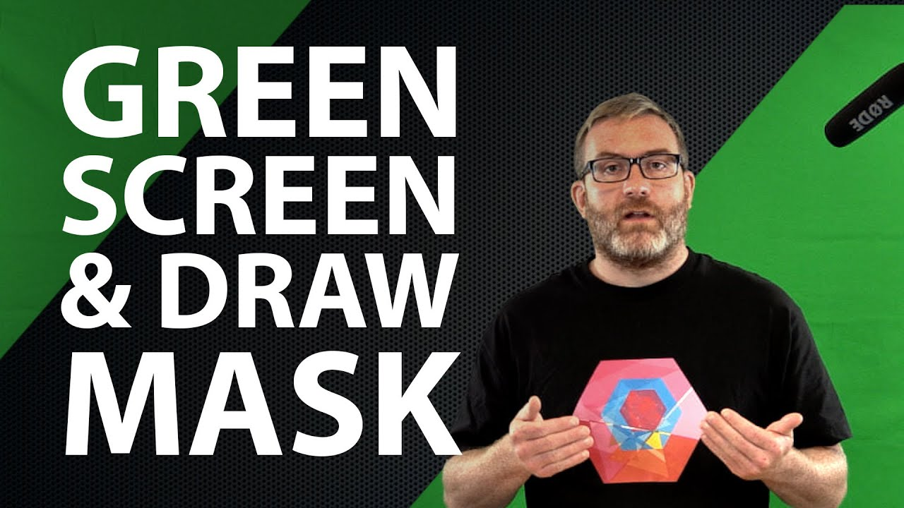 Drawing Lines In Final Cut Pro : Final cut pro green screen draw mask tutorial youtube