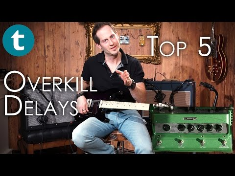 Top 5 | Overkill Delays | Demo