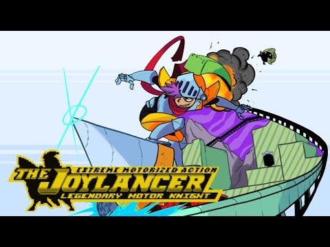 JOYLESS - The Joylancer: Legendary Motor Knight |