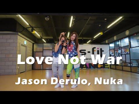 [ILOVEDANCE]  ZUMBA / Love Not War  /  Jason Derulo, Nuka  /  CINDY