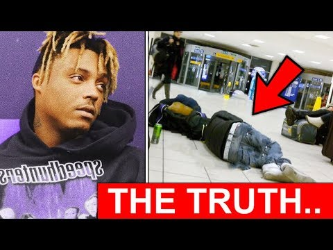 The Truth Behind Juice WRLD Passing Away