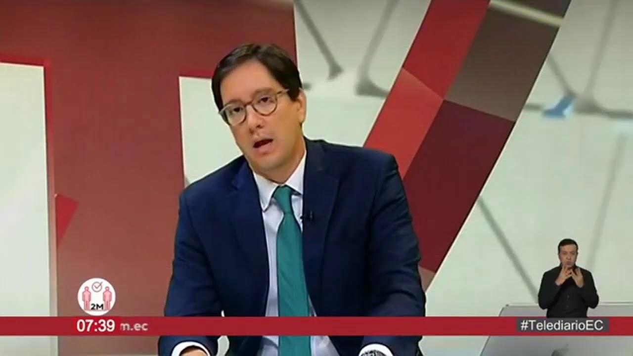 #EntrevistasTelediario | Javier Cardoso, abogado en Derecho Marítimo y Empresas Marítimo-Portuarias