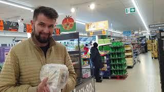 Жизнь в Польше / LIDL  - сеть немецких супермаркетов / Цены на товары в магазине