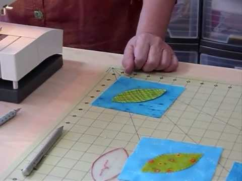 How to do Almost Invisible Applique by Machine - Quilting Tips ... : applique methods quilting - Adamdwight.com
