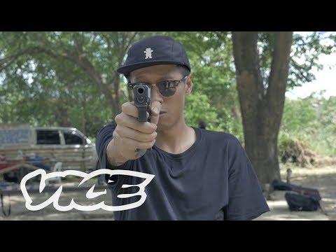 Kelas Menembak Underground Di Filipina