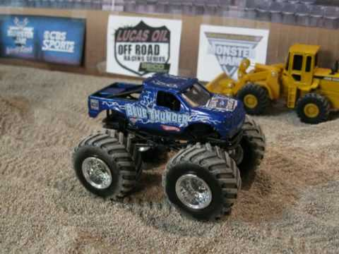 Hot Wheels Monster Jam Youtube