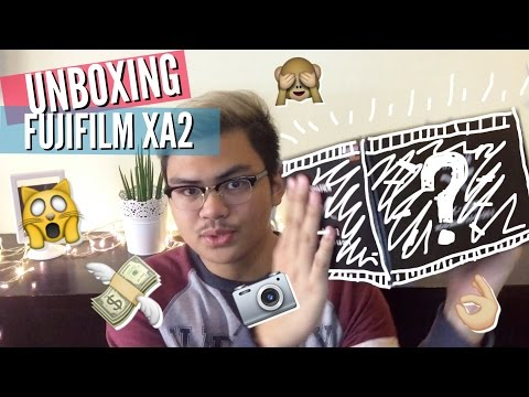 FUJIFILM XA-2 Unboxing + Review (MUST HAVE CAMERA FOR VLOGGERS) | Bench Lopez