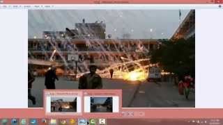 Nazis Using Banned White Phosphorus Chemical Weapons