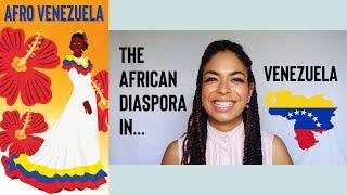 AFRO VENEZUELA: The African Diaspora In Venezuela