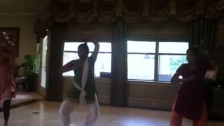 Swasthi dance