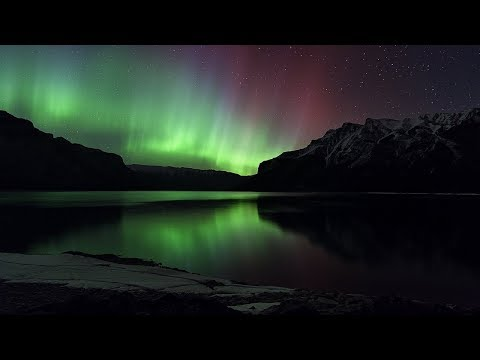 Ghostly Aurora may be visible: for the northern states of the United States Wednesday night.