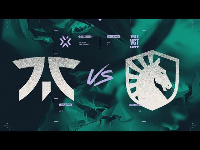 FNATIC vs Team Liquid - Challengers EU - Week 2 Main Event - Day 4