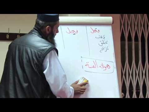 Arabic Language  Lesson  ( 3, p 19 -23) Plurals