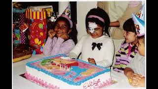Feliz cumpleaños mi morena
