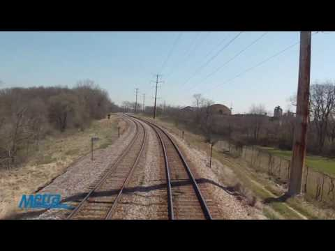 Metra Ride Along - Milwaukee District West: Inbound