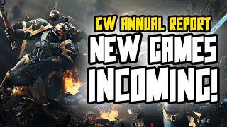 15 NEW Warhammer Videogames + Warhammer Anime?