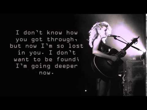 Lost In You (Live) - Tori Kelly (Lyrics)