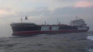 'Totally unacceptable': UK raises threat level after Iran seizes British ship