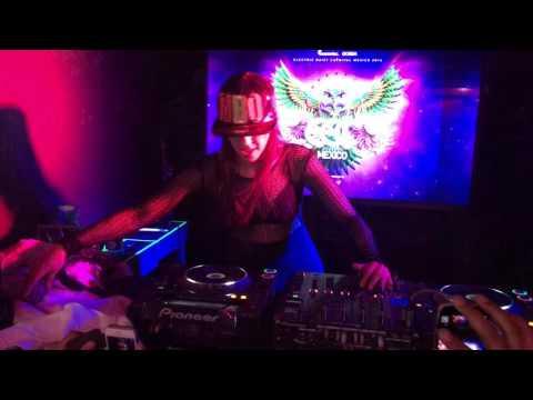 Mariana Bo EDC MEXICO 2016  BOOMBOX