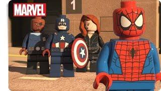 LEGO Marvel Super Heroes: Maximale Superkräfte - Teil 5 | NEU auf Marvel HQ Deutschland
