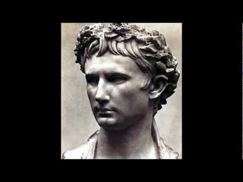 Augustus Caesar ~ Hero of Rome part 1